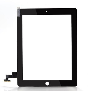 Apple iPad 2 Front Glass Digitizer Touch-Screen - Black