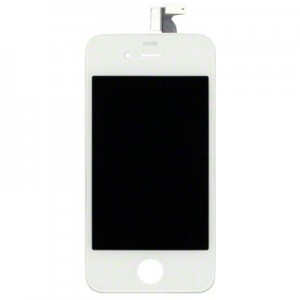 iPhone 4 Complete Retina Front LCD Touch Screen + Digitizer - Black